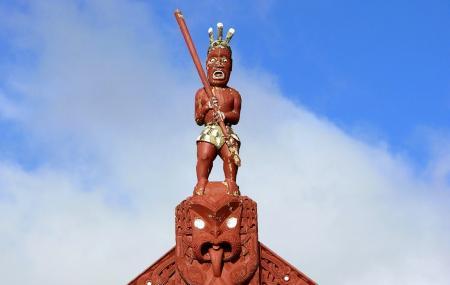 Tamaki Maori Village Image