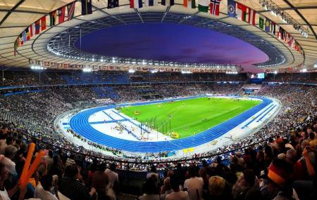 Olympia Stadium Image
