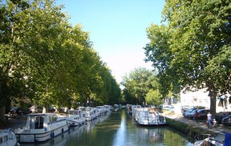 Canal Du Midi Image