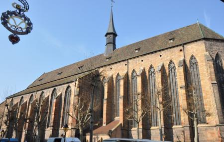 Eglise Des Dominicains Image