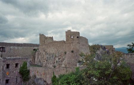 Hohlandsbourg Castle Image