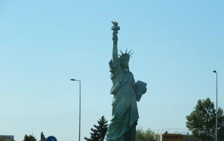 Statue Of Liberty, Colmar
