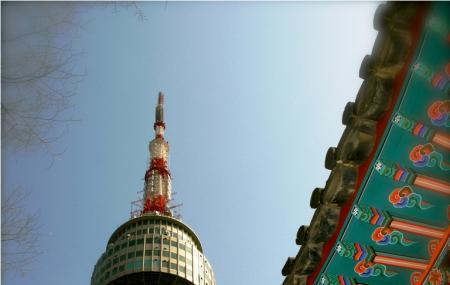 N Seoul Tower Image