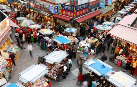 Namdaemun Market Image