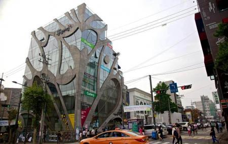 Hongdae Area Image