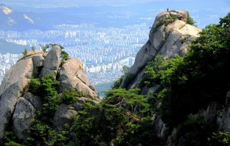 Bukhansan National Park Image