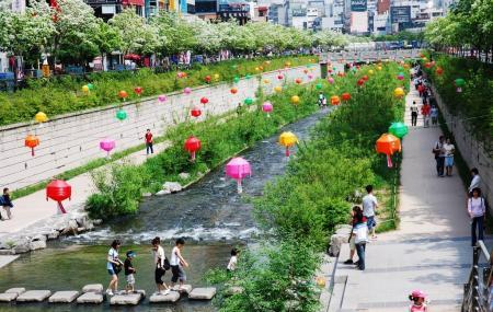 Cheonggyecheon Image