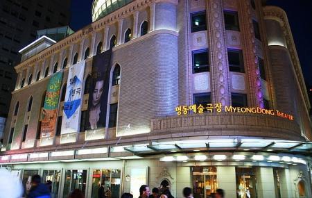 Myeongdong Nanta Theatre Image