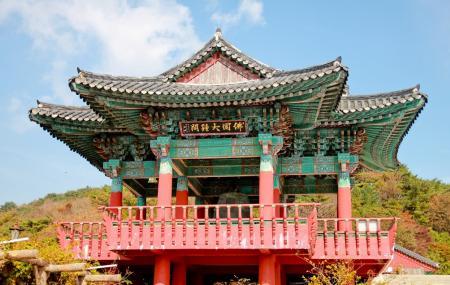 Bomun Pavillion Image