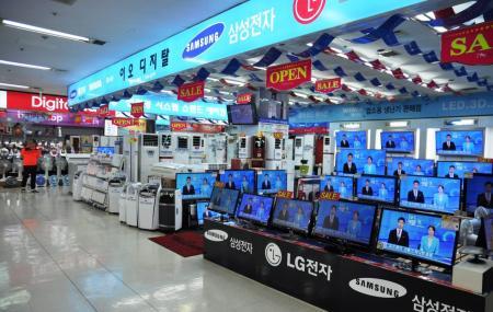 Yongsan Electronics Market Image