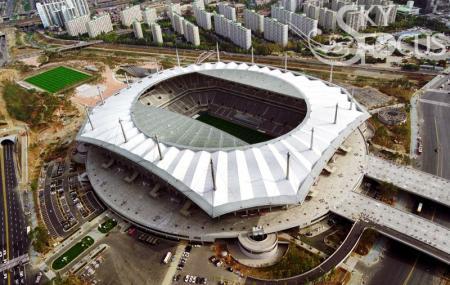 Seoul World Cup Stadium Image