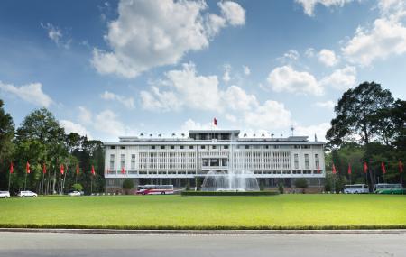Reunification Palace Image