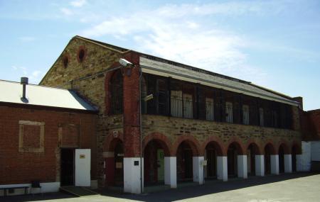 Adelaide Gaol Image