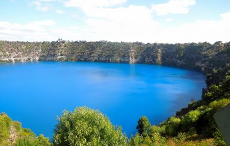 The Blue Lake Image