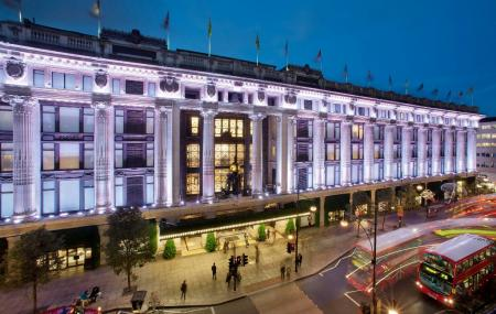 Selfridges And Co, London