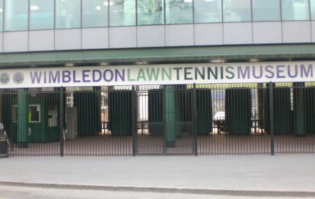Wimbledon Lawn Tennis Museum Image
