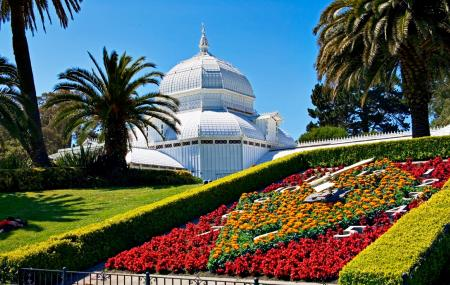 Conservatory Of Flowers Image