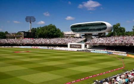 Lords The Home Of Cricket Image