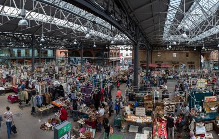 Old Spitalfields Market, London