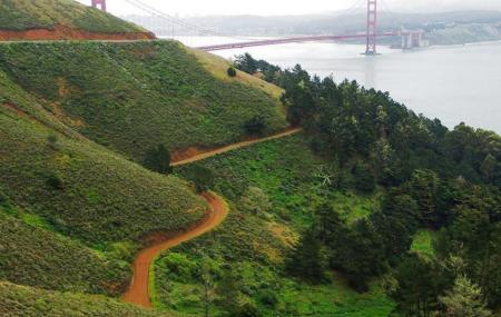 Marin Headlands, San Francisco