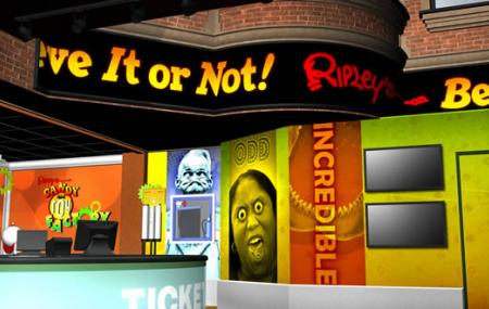 Ripley's Believe It Or Not Image
