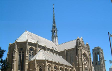 Grace Cathedral Image