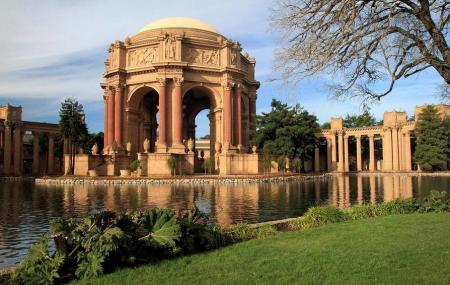 Palace Of Fine Arts Image