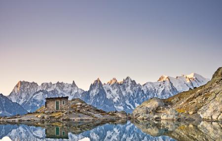 Lac Blanc Image