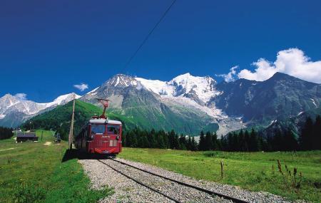 Tramway Du Mont Blanc Image