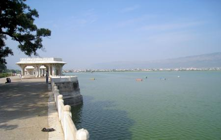 Ana Sagar Lake Image