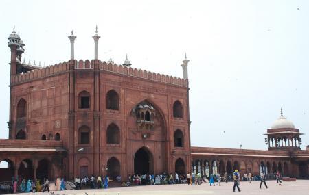 Shah Jahan's Mosque Image