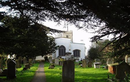 St. Mary's Graveyard Image