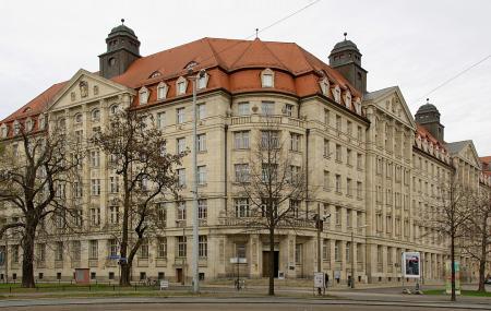 Museum In Der Runden Ecke Image