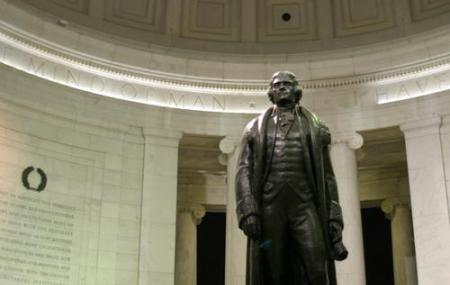 Thomas Jefferson Memorial Image