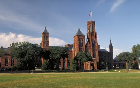 Smithsonian Castle Image