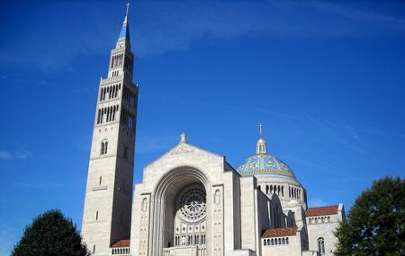 Basilica Of The National Shrine Of The Immaculate Conception Image