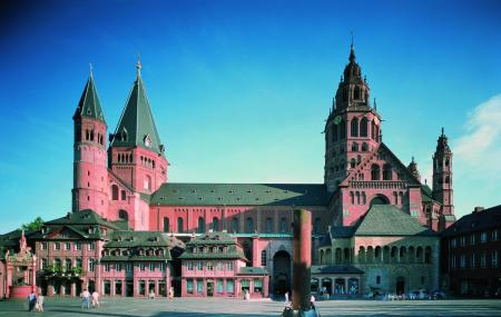 Mainz Cathedral Image