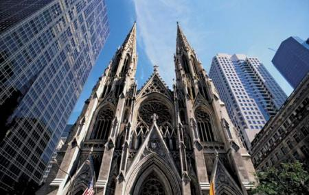St. Patrick's Cathedral Image
