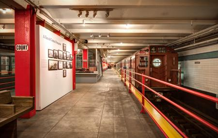New York Transit Museum Image