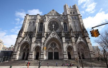 Cathedral Church Of Saint John The Divine Image