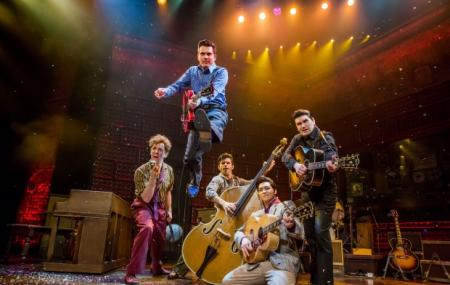 Million Dollar Quartet Image