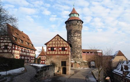 Nuremberg Castle Image