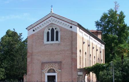 Scrovegni Chapel Or Cappella Degli Scrovegni Image