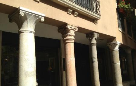 Quartiere Dell'antico Ghetto Ebraico Di Padova Image