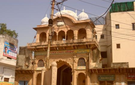Radha Raman Temple Image
