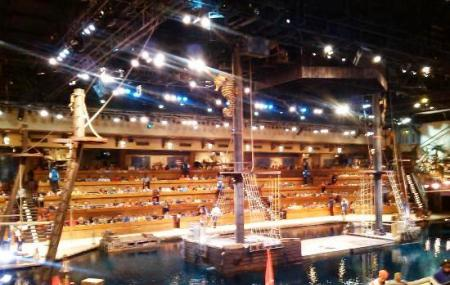 Pirates Voyage Fun, Feast, And Adventure, Myrtle Beach