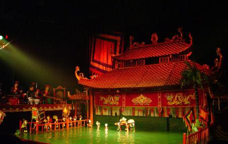 Thang Long Water Puppet Theatre Image