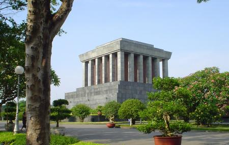 Ho Chi Minh Museum Image