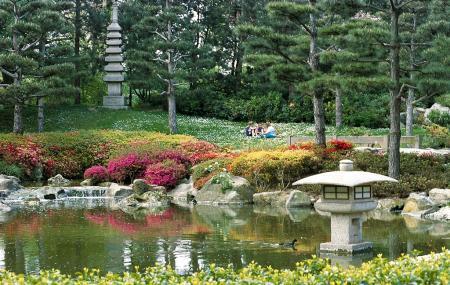 Japanischer Garten Image