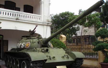 Vietnam Military History Museum Image